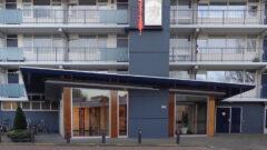 Restyling entree's flats Maassluis